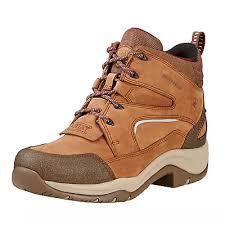 womens yard boots ariat telluride ii h2o womens yard boots palm brown