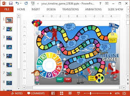gaming powerpoint templates game ppt template animated timeline