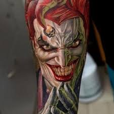 47 best joker tattoo images on pinterest joker tattoos batman