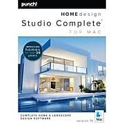 100 home design studio pro for mac v17 punch professional