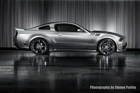 2014 Black Mustang 2014 Saleen Models Released U2013 4 Different Packages Available