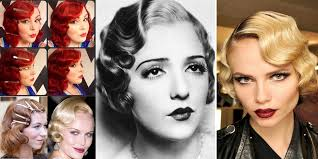hairstyles 1920 s era mid length 1920s hairstyle tutorial
