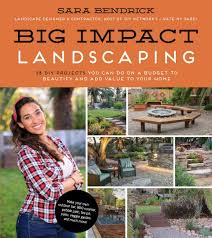 book giveaway big impact landscaping southern hospitality