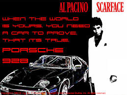 80s porsche wallpaper porsche 928 scarface by street racer on deviantart