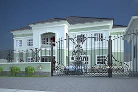 house plans with 5 bedrooms house plans archives nigerianhouseplans