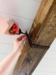 20 Diy Faux Barn Wood Finishes For Any Type Of Wood Shelterness by Best 25 Cheap Ceiling Ideas Ideas On Pinterest Cheap Basement
