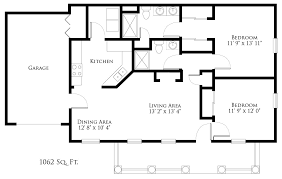 two bedroom cottage floor plans 62 apartments for senior in ky by highgrove at tates creek