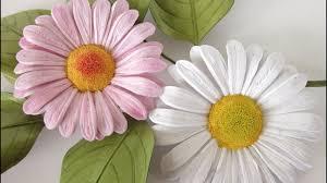 quilling daisies daisy margeriten flower tutorial youtube