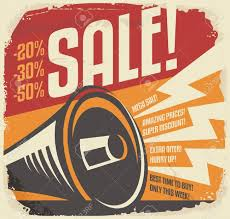 design poster buy retro sale poster design concept royalty free cliparts vectors and