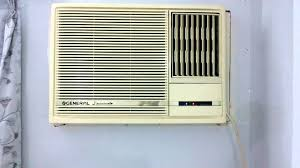slider window air conditioner general window airconditioner youtube