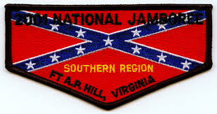 Southern Rebel Flag Spoof Private Issues