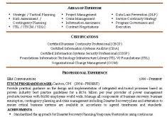 Sample Resume Management Position by Download Resume For Manager Position Haadyaooverbayresort Com