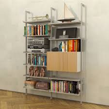 desk with shelving home design ideas