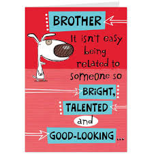 free brother birthday cards seasons greetings cards