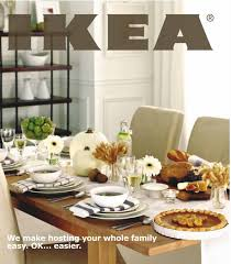 thanksgiving flyer ikea linsey bell