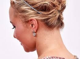 Hochsteckfrisurenen Kurze Lockige Haare by Hochsteckfrisuren Für Kurze Lockige Haare Kurzhaarfrisuren