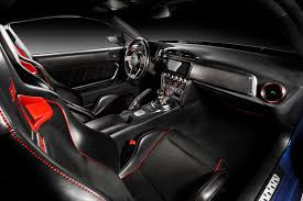 subaru brz custom paint subaru brz sti performance concept revealed with high output turbo