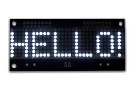 tiny led matrix displays led display panels