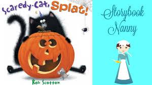 scaredy cat splat kids book read aloud youtube