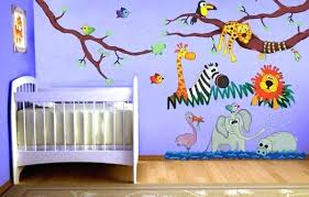 stickers pour chambre bébé stickers chambre enfant stickers pour chambre bacbac des animaux