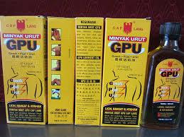 Minyak Gpu dẠu nã ng minyak urut gpu hiá u con ã thã i lan â smartphonestore vn