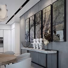 Modern Artwork Interior Design Ideas - Modern art interior design