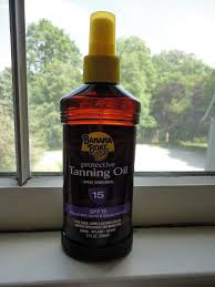 Tanning Oil With Spf Sparkly Little Secrets August 2012