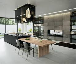 en cuisine avec amazing cuisine ouverte avec ilot 6 la cuisine 233quip233e avec