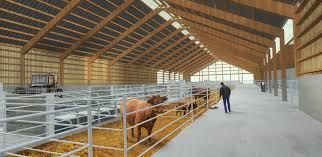 bureau d ude fluide bâtiment d élevage expérimental laqueuille 63 fabriques