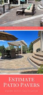 Patio Paver Calculator Paver Calculator And Price Estimator Inch Calculator