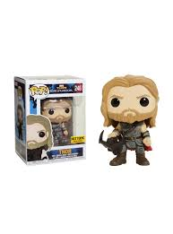 funko marvel thor ragnarok pop thor vinyl bobble head topic