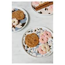 oh appetizer plates set of 4 target