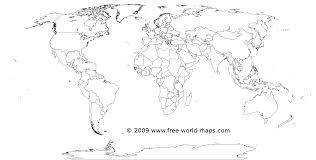 printable blank world outline maps royalty free globe earth best