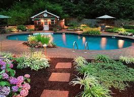 landscape design ideas backyard marvelous 25 best ideas about
