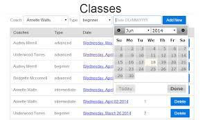 app class online class attendance app using flask mongodb steven
