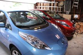 nissan leaf yearly electric cost twenty two months in our nissan leaf driving electric a journey