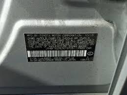 lexus vin salvage certificate 2014 lexus is250 sedan 4d 2 5l 6 for sale in