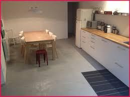 cuisine en béton ciré béton ciré sur carrelage sol 291051 ni ce cuisine effet beton
