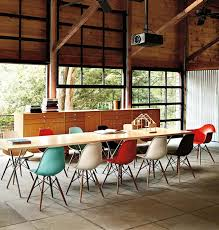 Boardroom Table Ideas Weave Side Chair Table And Chairs Conference Room And Timber