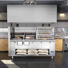 restaurant kitchen furniture grills parillas home restaurant and catering models