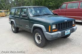 jeep purple 1999 jeep cherokee suv item dj9580 sold july 19 vehicle