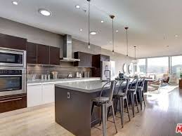 kitchen cabinets culver city modern family star ty burrell selling culver city penthouse