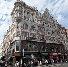 Tottenham Court Road Interior Shops Ornamental Passions Former Catesby U0027s Store 64 67 Tottenham Court