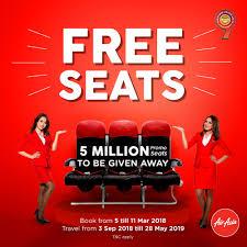 airasia singapore promo kick off the new year with airasia s free seats promo