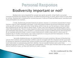 biodiversity to defend or ppt download