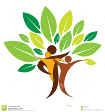 family tree stock image image 27221661