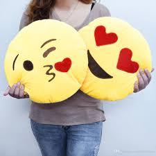 Couch Emoji by Sale Cojine Emoji Pillow 35x35cm Almofadas Decorativas For Bed