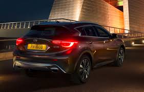 first drive 2017 infiniti qx30 2017 infiniti qx30 official debut stylish crossover hits