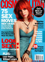 cosmopolitan article hayley williams for cosmopolitan us may 2011 art8amby u0027s blog