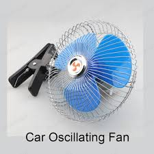 6 inch oscillating fan portable mini 6 inch oscillating fan 25w electric car fan